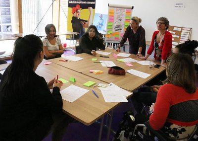 """Un """"module filles"""" vers l'emploi – Action FSE / Politique de la Ville"""