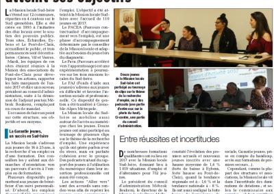 Assemblée Générale Mission Locale Sud Isère