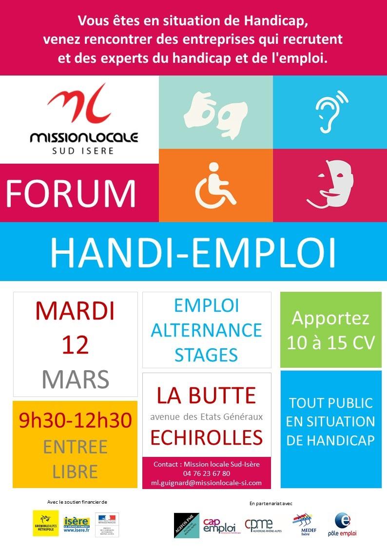 forum handi emploi